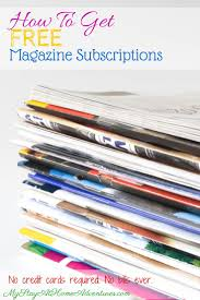 best 25 free magazine subscriptions ideas on pinterest free