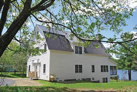 Barn Houses Pictures Gambrel Roof Barn Home The Mckernon Group Brandon Vermont