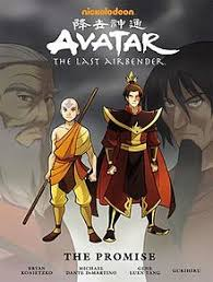 avatar airbender comics