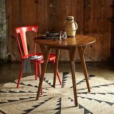 Mid Century Bistro Table Mid Century Bistro Table Walnut Bistro Table Set Walnut Veneer
