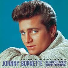 johnny burnette box set kept a rollin 9 cd family