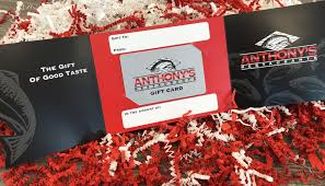 restaurants gift cards gift cards anthony s home port