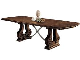 harden furniture dining room trestle dining table 1380 north
