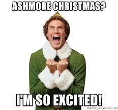 Im So Excited Meme - im so excited elf meme mne vse pohuj