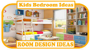 Kids Bedroom Ideas Small Bedroom Design Ideas For Your Kids - Ideas for small bedrooms for kids