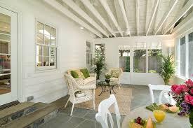 enclosed patio ideas tropical with sunroom acrylic outdoor umbrellas