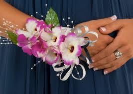wrist corsage for prom prom preview talawanda tribune