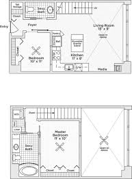 Two Bedroom Floor Plans One Bath Apartments In Minneapolis Soo Line Building City Apartments