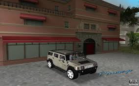 hummer sedan hummer for gta vice city