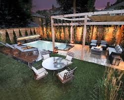 Pool Designs For Backyards Picturesque Backyard Pool Design Photo Of Fireplace Exterior Title