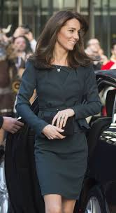 duchess of cambridge debuts chic new haircut at icap u0027s annual
