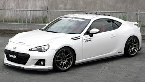 brz subaru grey bottomline body kit for the all new subaru brz auto moto japan