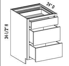 3 Drawer Base Cabinet Base Cabinets Cabinet Joint