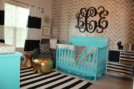 aqua gold and black nursery project 515 loversiq