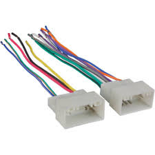 car audio and video standard wire harnesses ebay