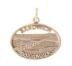 sandwich boardwalk 14k gold robert guertin jeweler