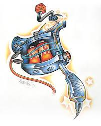 Machine Tattoo Ideas Tattoo Gun Tattoo Designs Tattoo Machine Image Tattoo Machine
