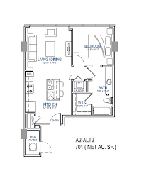 One Bedroom Apartments Kansas City One Light Apartments Kansas City Apartment Floor Plans