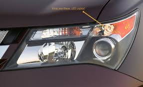 need help with led u0027s for replacing the oem bulbs of mdx 2012
