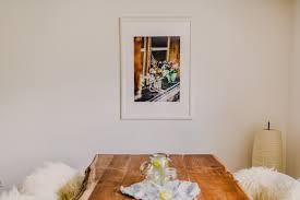 Fotos Im Esszimmer Kunst Im Esszimmer Sommerliche Wildblumensträuße Und