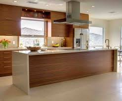 Timber Kitchen Designs Contemporary Kitchen Remodel Contemporary Kitchen Los