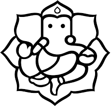 sketch of ganpati clipart library clip art library