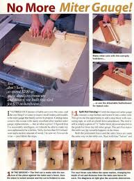 miter cuts on table saw table saw miter sled plans woodarchivist