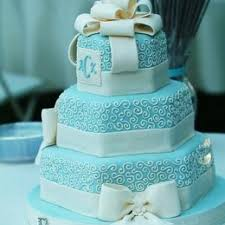 37 best tiffany blue wedding cakes images on pinterest blue