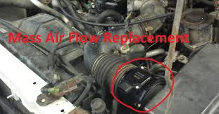 nissan frontier idle relearn how to replace a mass air flow sensor on an infiniti qx4 youtube