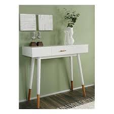 Blu Dot Bonnie Sofa by Amazon Com Convenience Concepts Northfield Hall Console Table