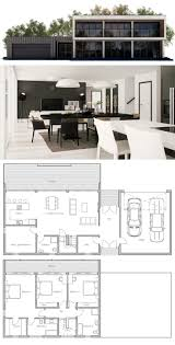 Side Garage Floor Plans 2235 Best Container House Images On Pinterest Shipping