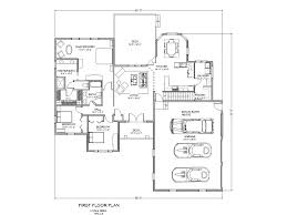 100 ranch split bedroom floor plans neat design small 4