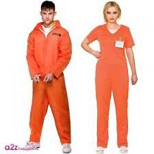 Convict Halloween Costumes Convict Fancy Dress Ebay