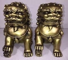 fu dogs emperor palace foo dogs fu dogs fu fu dogs foo lions ebay