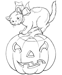 halloween coloring u2013 bat pumpkin coloring sheets