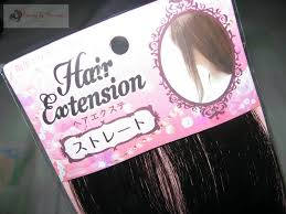Original Hair Extensions by Clip In Bangs And Hair Extensions Miss Princess Diaries