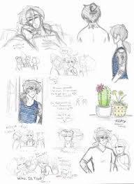 fakiru sketches tattoo artist florist au by kiyomi chan16 on