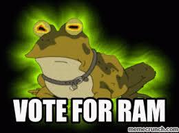 Download More Ram Meme - new download more ram meme vote for ram kayak wallpaper