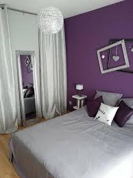 chambre parentale grise chambre grise et mauve collection et dacoration violet chambre