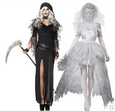 Womens Ghost Halloween Costumes Buy Wholesale Zombie Halloween Costume China Zombie