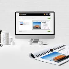 Kalender 2018 Gestalten Kostenlos Kalender 2018 Im Browser Selbst Gestalten Diedruckerei De