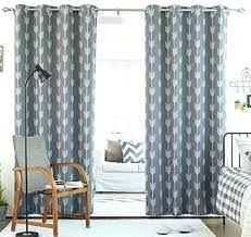 Patterned Blackout Curtains Grey Patterned Blackout Curtains Hum Home Review