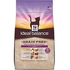 amazon com hill u0027s ideal balance grain free natural chicken