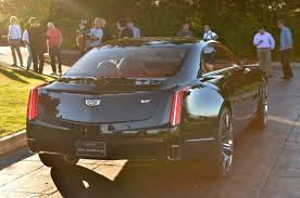 New Cadillac Elmiraj Price Cadillac Elmiraj Concept Video Full Details And Official Pictures