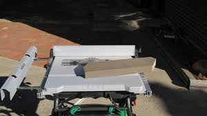 hitachi table saw review hitachi table saw review tools in action power tool reviews