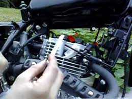 chinese motorbike adjust valve clearance 1 youtube