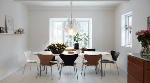 Chair Lounge Design Ideas Wonderful Black Oval Dining Table 10 Cool Scandinavian Dining Room