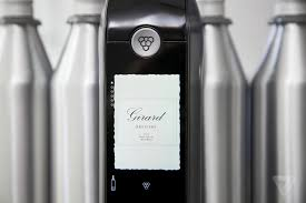 kuvée is trying to reinvent wine with a ridiculous wi fi bottle