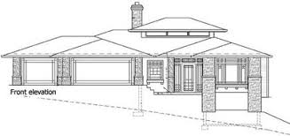 frank lloyd wright inspired home plans frank lloyd wright inspired home plan 85003ms architectural