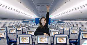 Klm Economy Comfort Klm Royal Dutch Airlines Boeing 737 800 Economy Class Seats